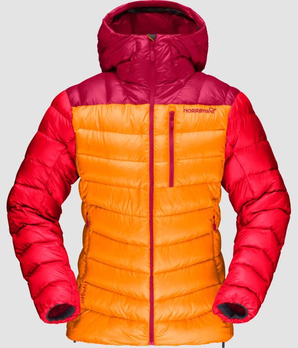 affc3a3a Norrøna Lyngen down850 Hood Jacket for dame - Norrøna®