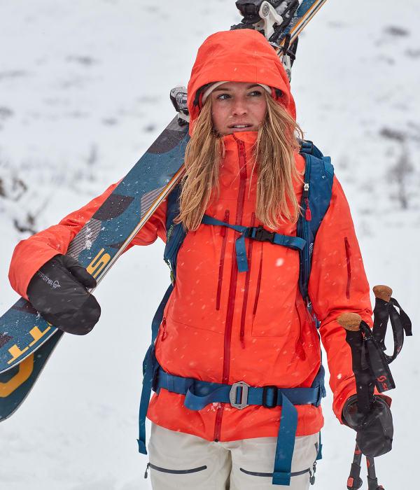 Norrøna lofoten Gore-Tex Pro Jacket for women - Norrøna® 5c2f59631