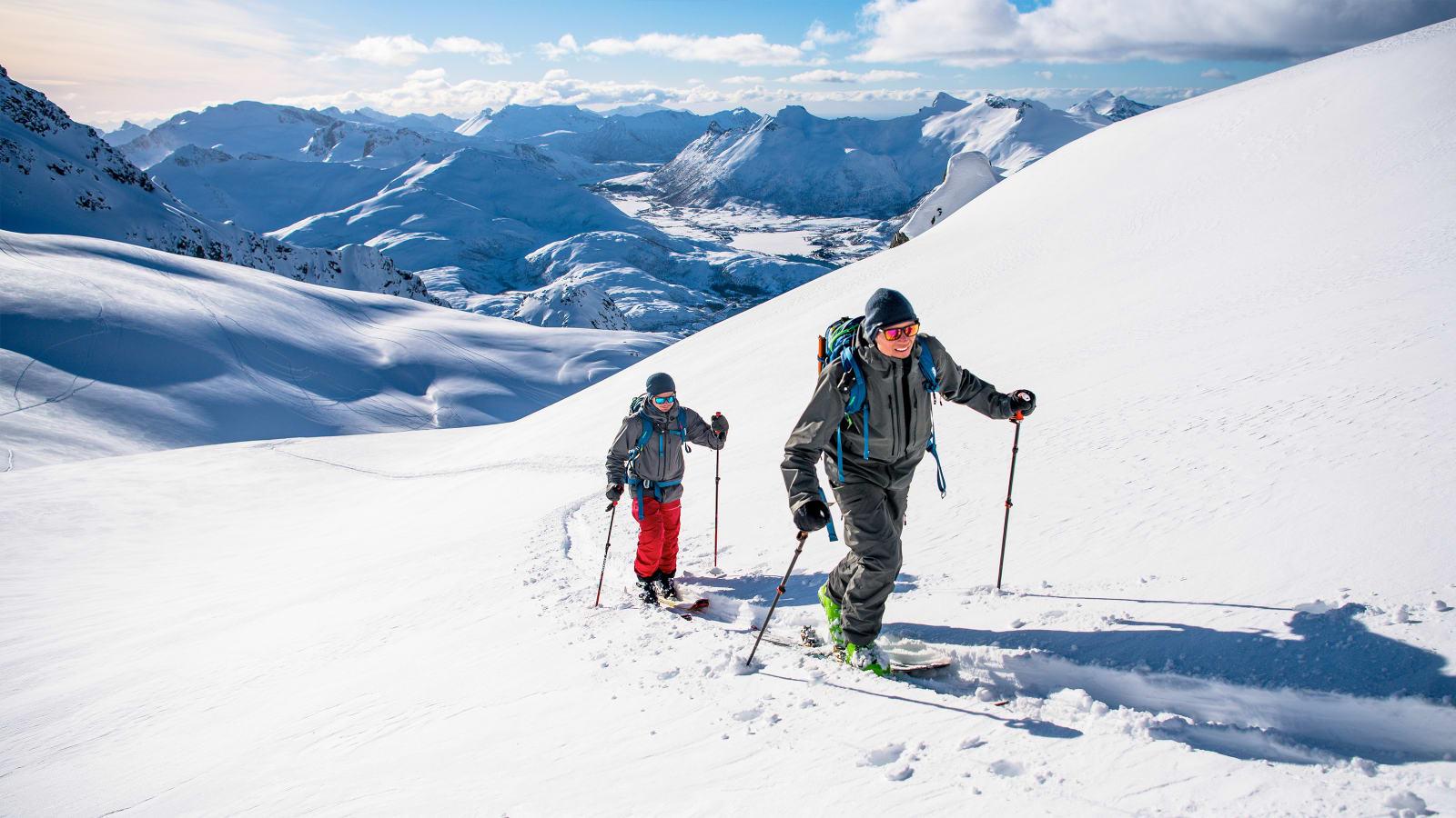 Big Tex Auto >> Norrona lofoten - Freeride ski and snowboard clothing