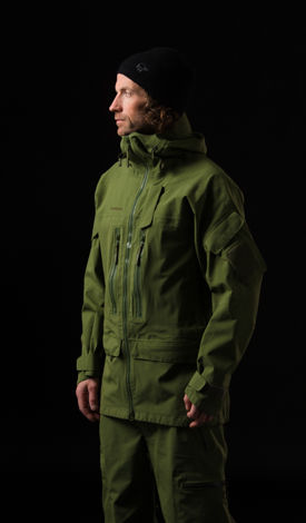 Norrøna recon Gore-Tex hunting jacket and pants