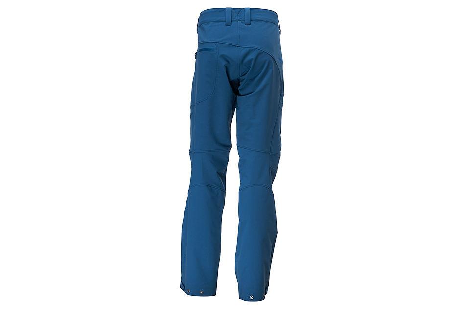 Norrona svalbard flex1 soft shell pants for men