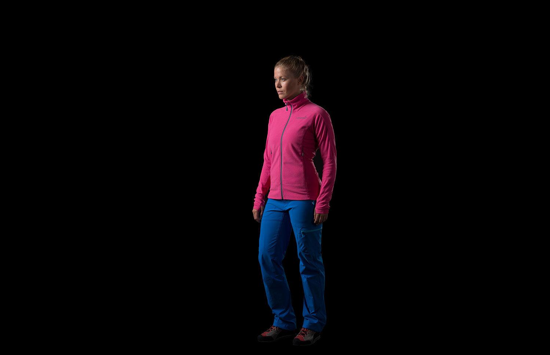 Norrøna falketind Power Stretch jakke til dame