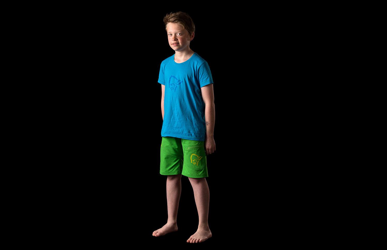 Norrøna t-skjorte til barn - junior