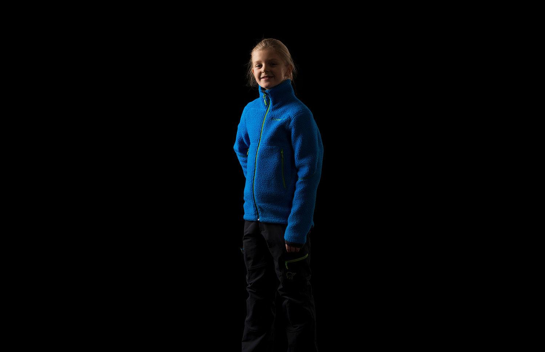 Norrona trollveggen warm2 Jacket for kids / junior