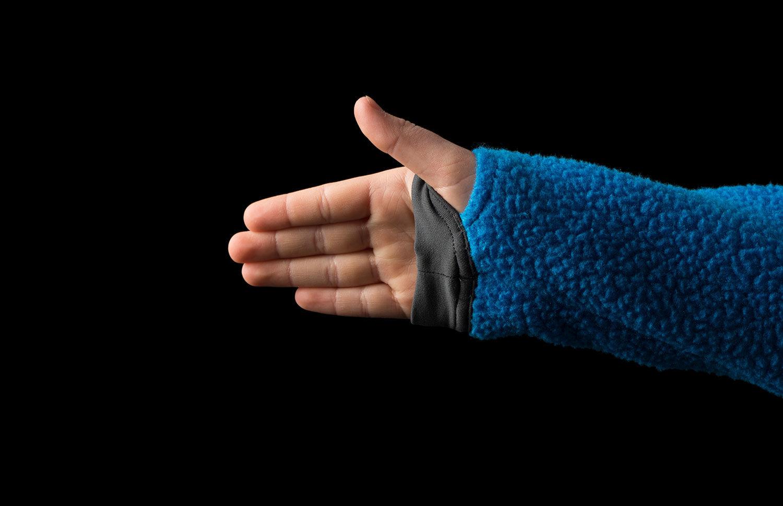 Norrona trollveggen junior - Hand gaitor