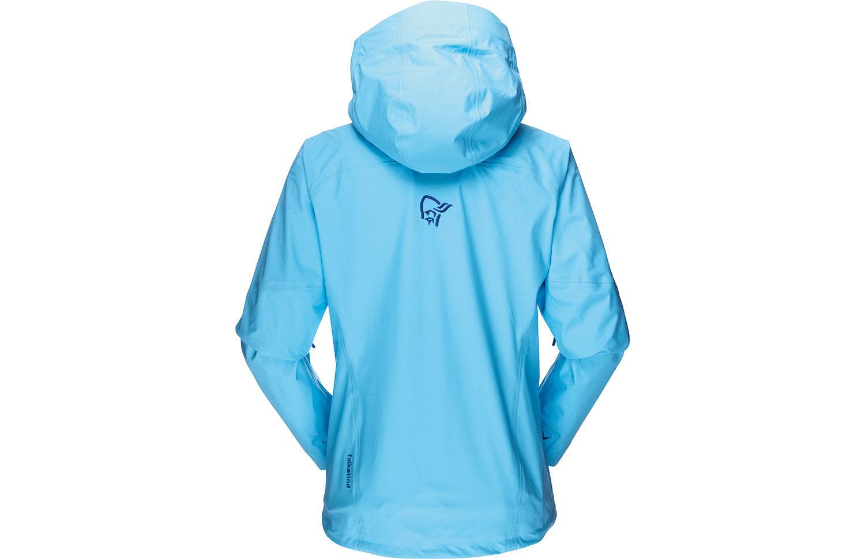 Waterproof jacket for women Gore-Tex - Norrona falketind
