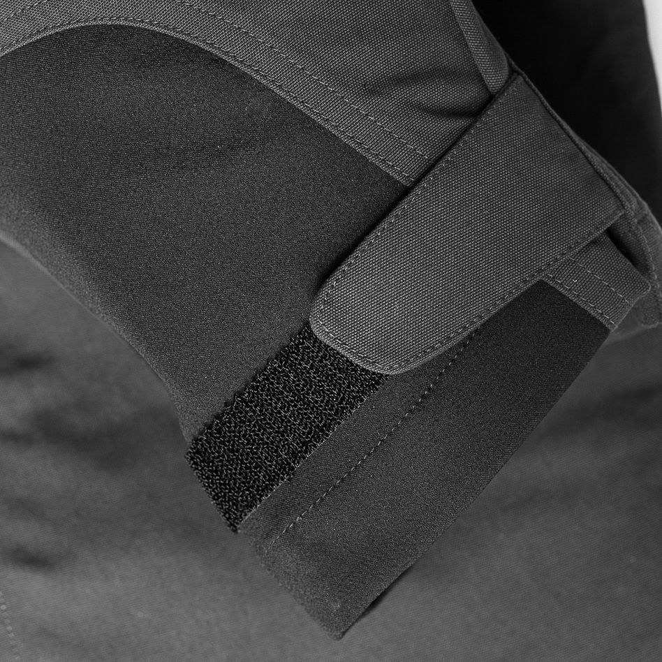 Technical details Ankle with velcro adjustment