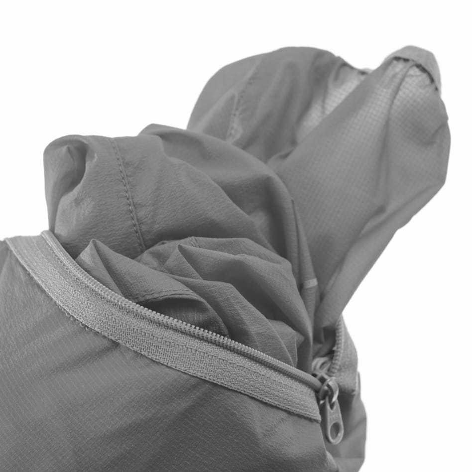 Teknisk information Packable pocket™-packficka