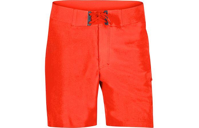 Norrøna /29 flex1 surf shorts til herre - rød