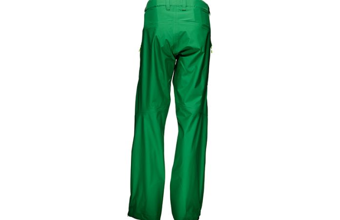 Norrona Gore-Tex waterproof pants for men green