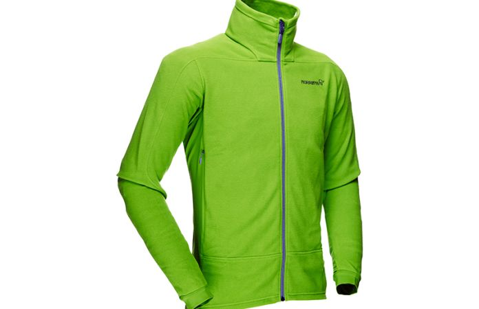 Norrøna falketind warm1 jakke for menn - Lett og varm