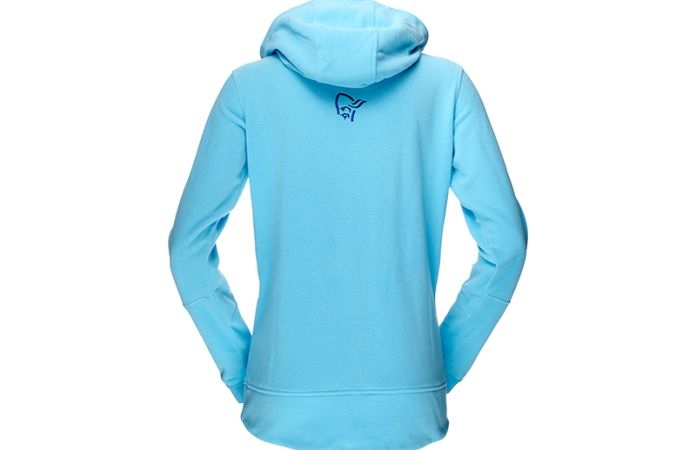 Norrona falketind warm1 hoodie fleece for women Polartec