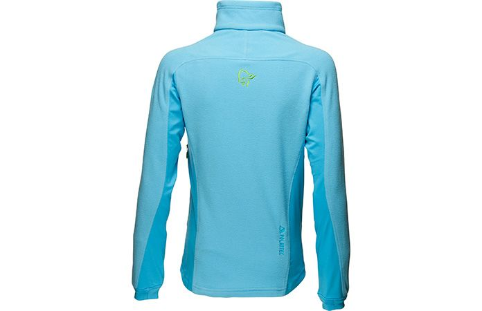 Fleece jacket kids - Norrona falketind polartec