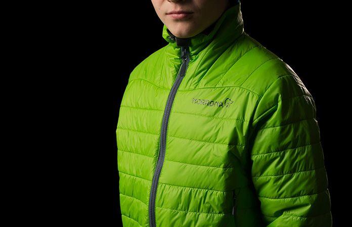 Norrona falketind primaloft jacket junior