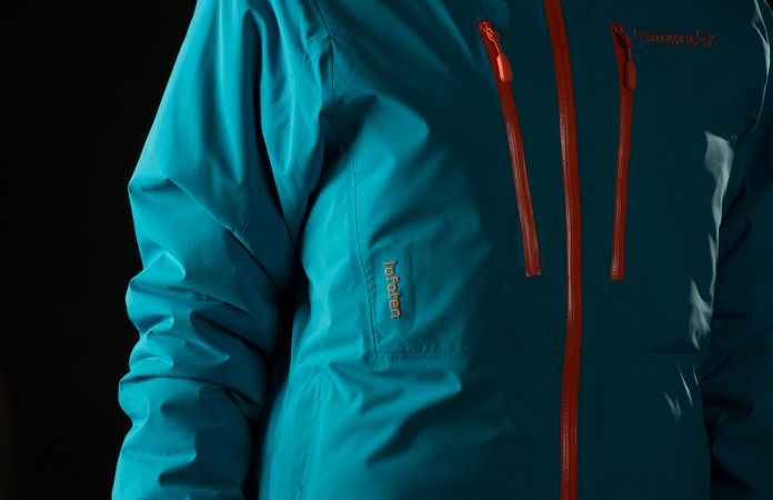 Norrøna lofoten Gore-tex Primaloft jacket women