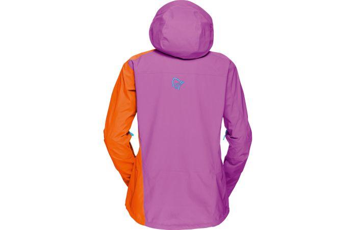 Norrona lofoten Gore Tex ski jacket women