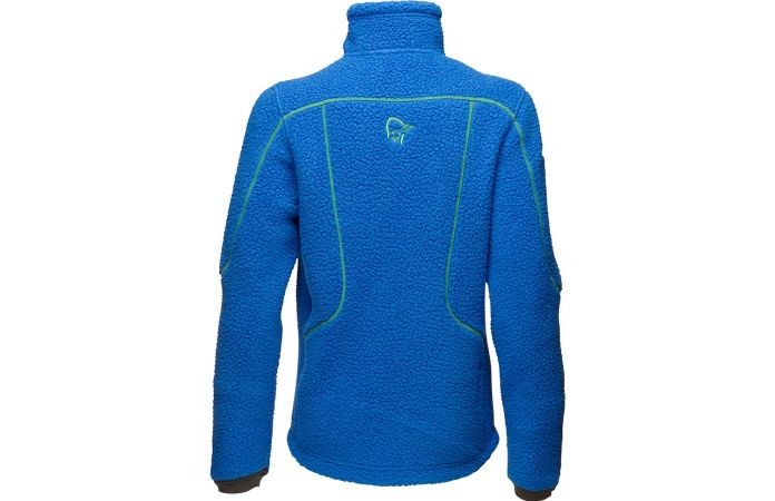 Norrona trollveggen fleece junior