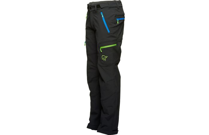 Kids waterproof ski pants - Svalbard flex1 by Norrona