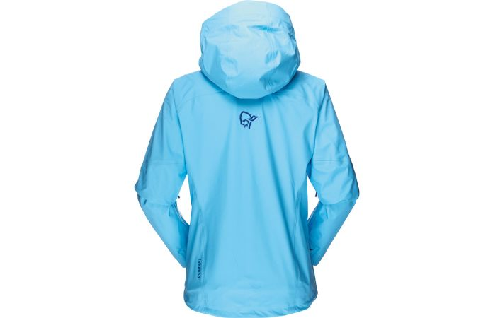 Waterproof jacket for women Gore-Tex - Norrona falketind