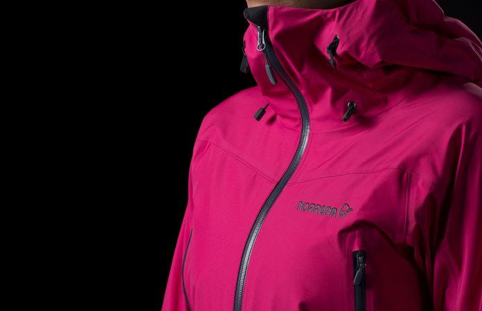 Norrona falketind gore-tex jacket for women
