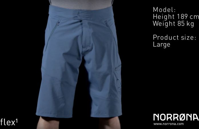 Norrøna flex1 shorts for men