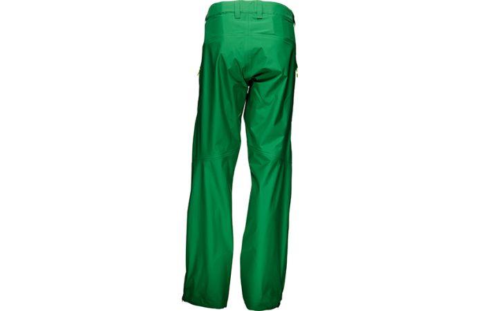 Norrona Gore-Tex waterproof pants for men green