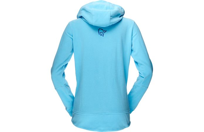 Norrona falketind warm1 hoodie fleece for women Polartec