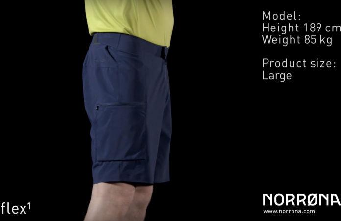 Norrona /29 lightweight flex1 shorts for men