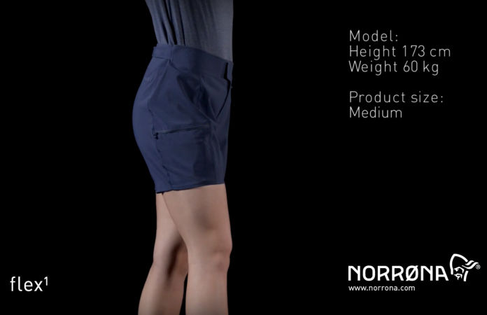 Norrøna /29 lightweight flex1 shorts for women