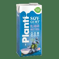 Planti Soygurt Blåbär i förackning
