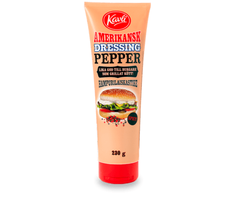 Kavli Amerikansk dressing Pepper