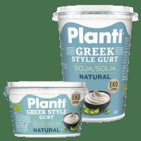 Planti Greekstyle gurt naturell