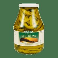 Druvan Mild Feferoni i glasburk