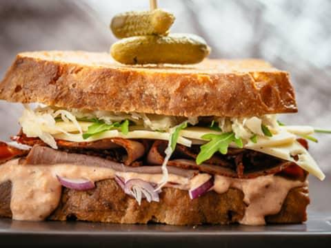 Bild sandwich
