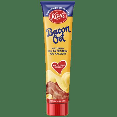 Kavli BaconOst på tube - originalen siden 1929