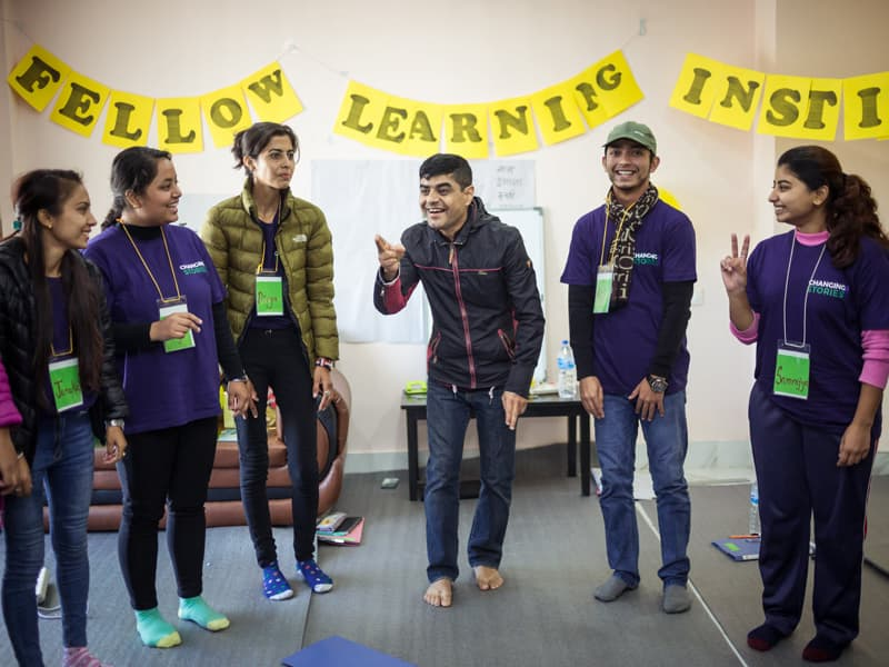 Changing stories workshop