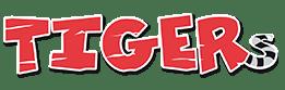 Tigers logo röd