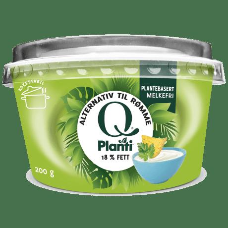 Q® Planti® alternativ til Rømme 200g