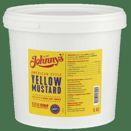 Produktbild på JOhnny's Yellow mustard