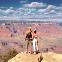 take in amazing views of the GRAND CANYON - STAY WITH  SEDONA VIEWS B&B