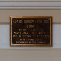 historical landmark - The Edgeworth Inn - Monteagle TN Bed & Breakfast