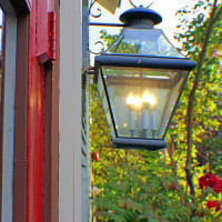 Carriage House Vintage Exterior Lights