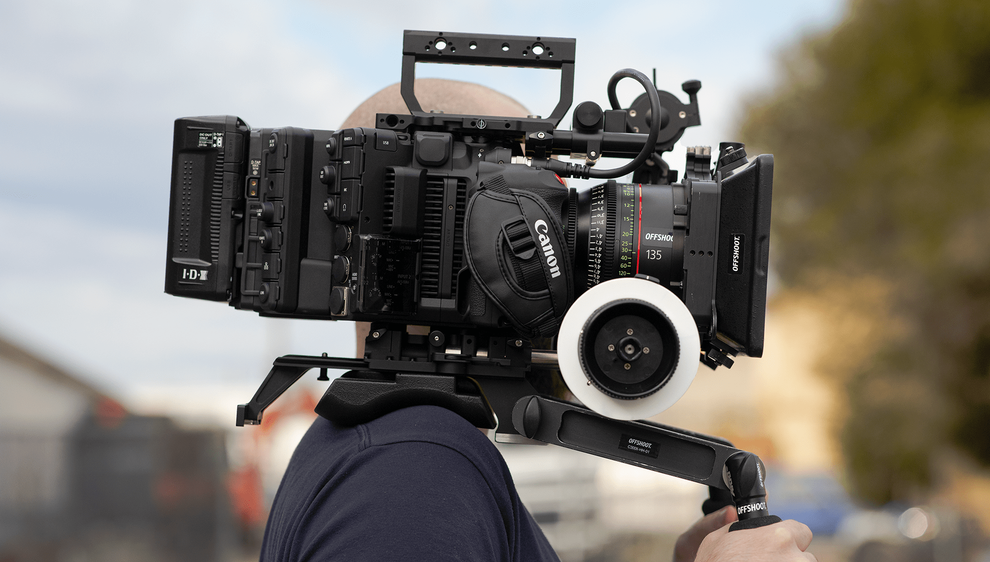 Canon C500 MKII High Speed Frame Rates