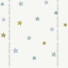 Papel de parede Decoração Infantil Estrelas Origini 27-30