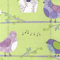 Papel de parede Decoração Infantil Pássaros Origini 139-33