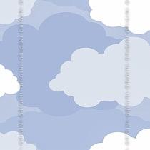 Papel de parede Decoração Infantil Nuvem Origini 27-31