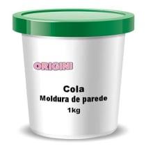 Cola Moldura de parede 1kg Origini