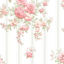 Papel de parede Decoração Floral Origini 224-844