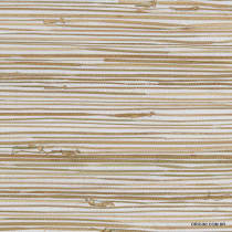 Papel de Parede Palha Natural Origini 227-438 Decorator Grasscloth 488-438