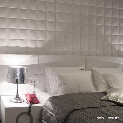 Painel de parede 3D Cubes Origin